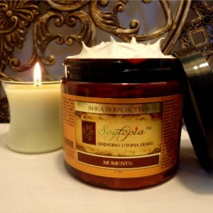 shea butter, whipped body butter